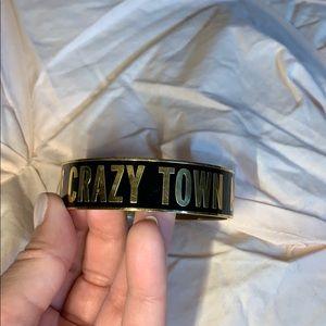 "Kate Spade ""Crazy Town"" (NYC) Bangle"